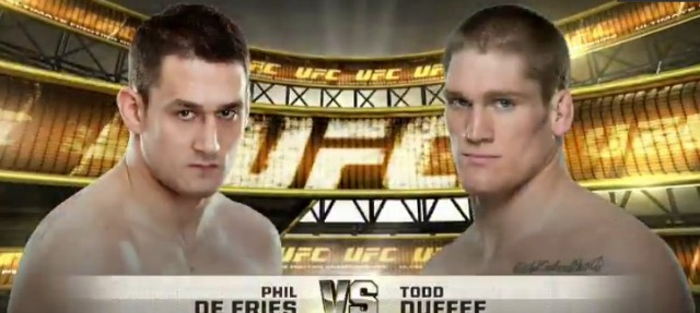 Bt 3 eavyweights Phil De Fries Todd Duffee