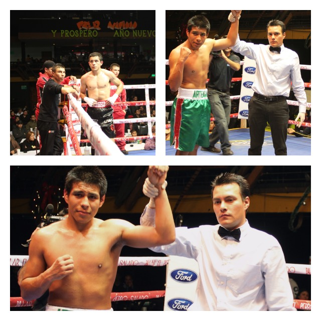 As far as upsets go, the win by Jose Arteaga, in his debut, over the undefeated Pastor Elenes (3-0-0, 1 KO) should qualify.