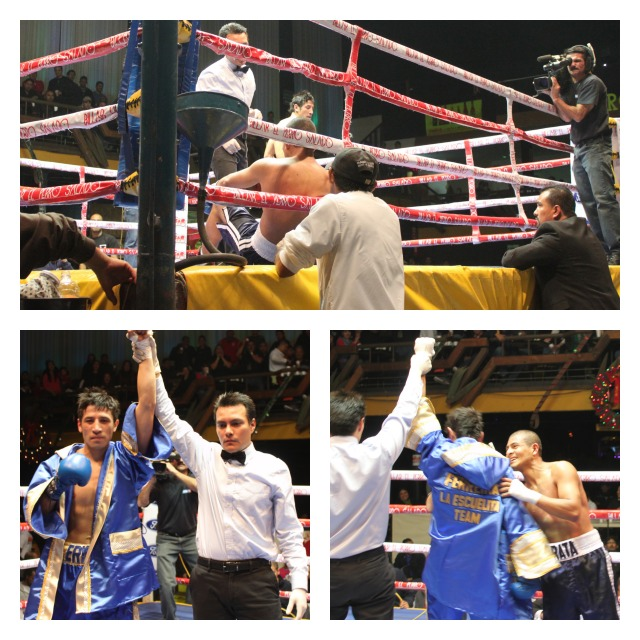 """Then we have the crowd pleasing knockout by Erick Martinez (1-0-1, 1 KO) of """"La Rata,"""" Jose Caravantes (0-5-1). In his debut three weeks ago, Martinez put up a memorable scrap against the undefeated Daniel Nava to earn a draw."""