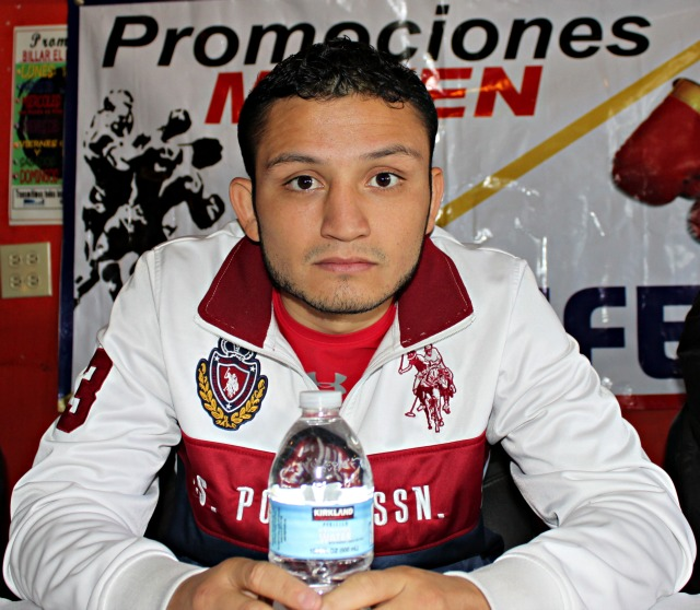 Southpaw, welterweight Humberto Mauro Gutierrez (28-4-2, 20 KOs) is from Los Mochis, Sinaloa, Mexico. His last bout was on October 20, a 10 round mixed decision loss to Armando Robles.