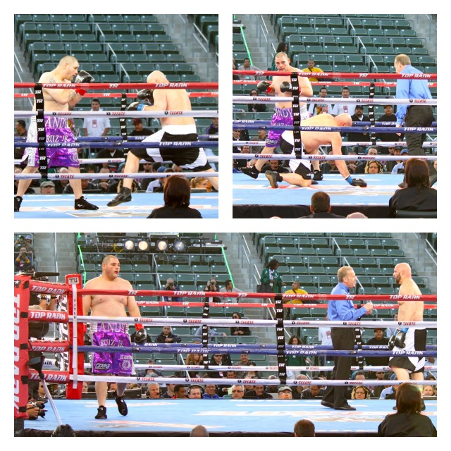 Bt 5 Andy Ruiz Jr over Matthew Greer #1 Collage