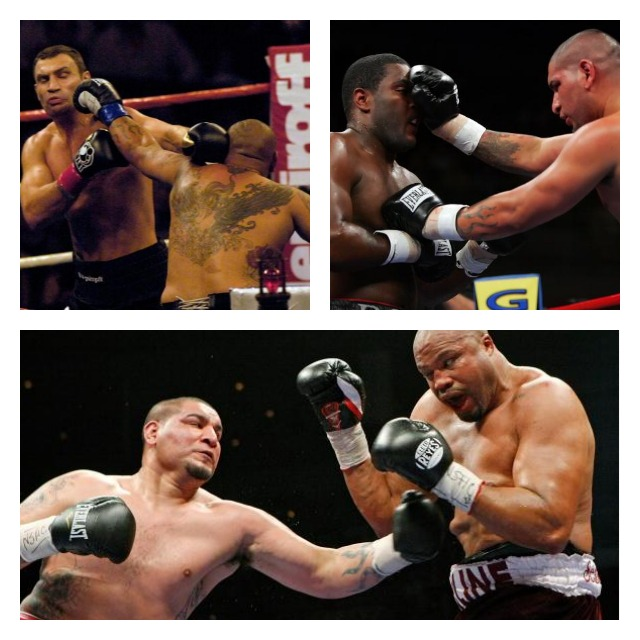 3 chris arreola in action Collage