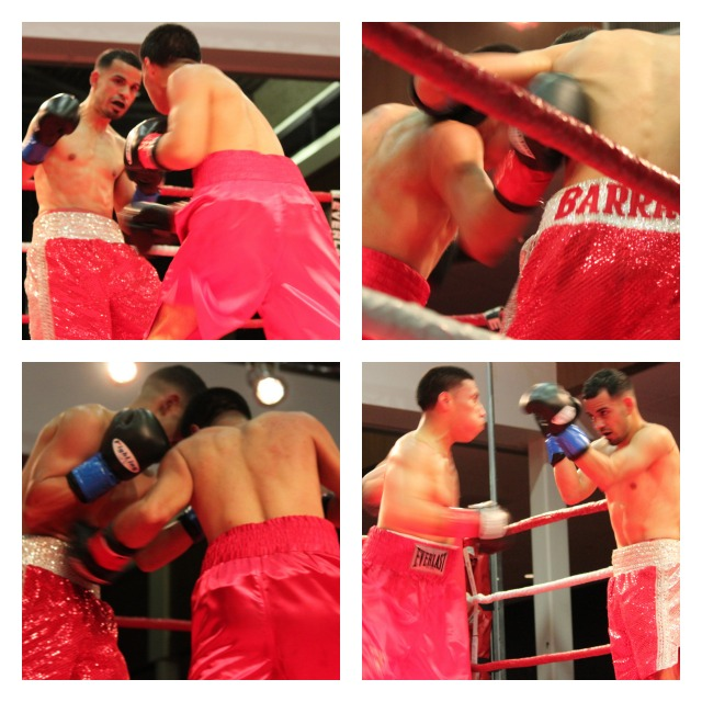 BT 2 b Johnny Boy Quiroz simply wore him down Collage