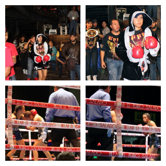 "super flyweights Joselyn ""Princesa Tapatía"" Arroyo (12-0-0, 4 KOs) from Guadalajara, Jalisco, Mexico and Karla ""La Capo"" Mora"