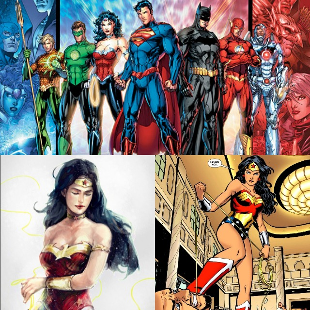 "Quote from Wonder Woman: ""Not even girls want to be girls so long as our feminine archetypes lack force, strength and power. Being tender and submissive is not something I aspire to."""