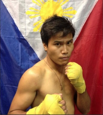 "Anecito ""Dondon"" Gesta, Jr. (2-1-0) a southpaw who is originally from Cebu, Philippines, but now fights out of San Diego. A nursing student back in his home country, Gesta Jr. is the younger brother of world-ranked and former title challenger Mercito ""No Mercy"" Gesta."