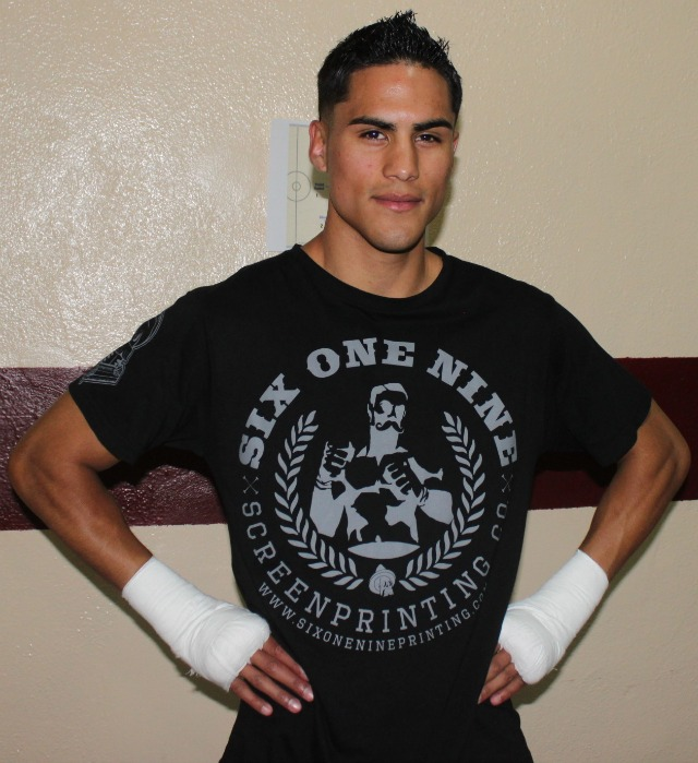 """Jorge """"Tito"""" Ruiz (3-0, with 2 KOs) The phrase, """"And still undefeated"""" remain mighty important words for someone in the fight game."""
