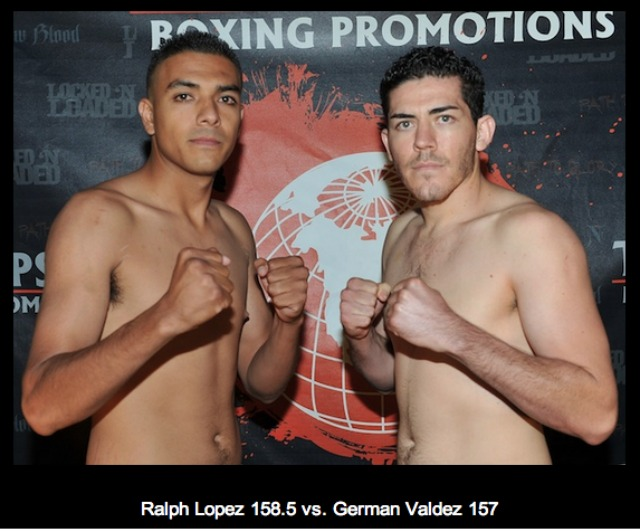 640 #5 Ralph Lopez and German Valdez