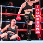 Jolene Blackshear vs Sindy Amador