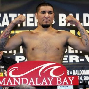 "Chris ""the Nightmare"" Arreola"