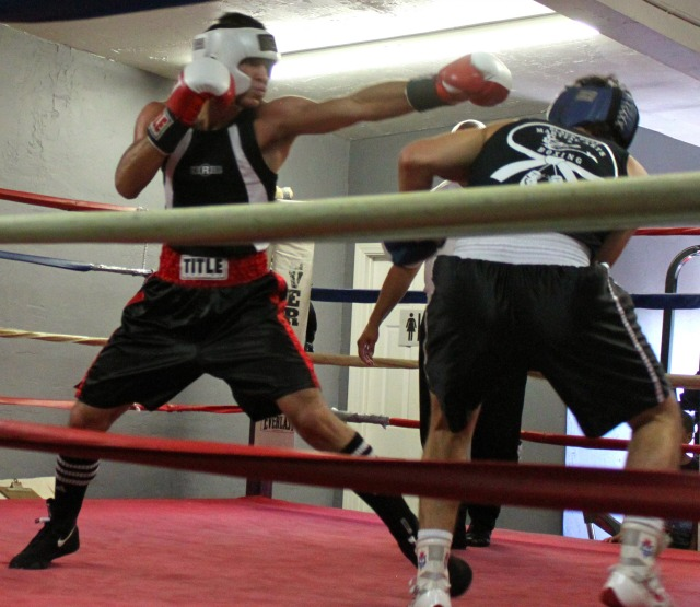 san Amateur boxing