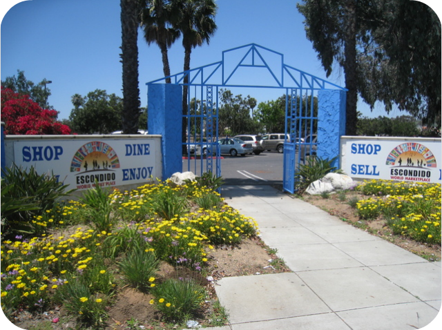 During the '50s and '60s, the popular Escondido Drive In was the rage. When it closed in 1984, the the Escondido Swap Meet took center stage.