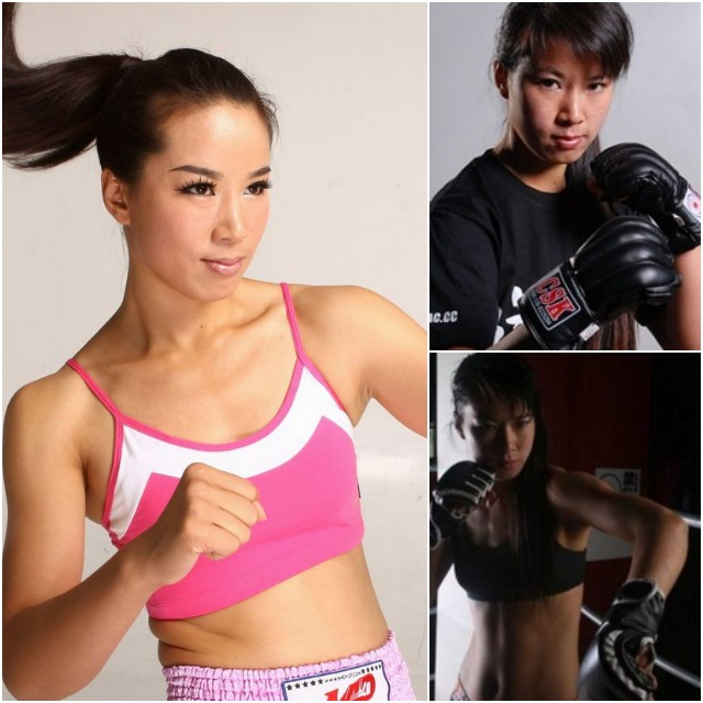 One of the most celebrated female Muay Thai fighters of China is Tang Jin. She has also fought as a mixed martial artist.
