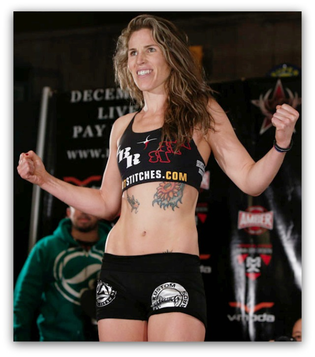 Bt 9 b Leslie Smith vs Barb Honchak