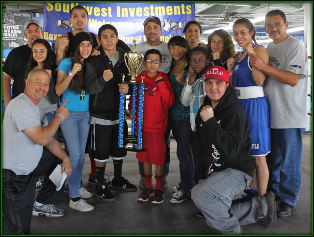 And so ends another Boxers for Christ National Championship Tournament with special honors going to the team from Duarte, CA who finished with a dandy record of 9 wins and just 2 losses to win the Overall Team Championship as well as Team Conduct award.