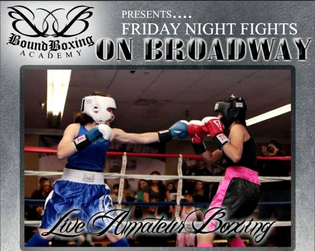 On Friday, September 6, 2013, the Bound Boxing Academy of Chula Vista hosted their first of many USA Amateur Boxing Shows.
