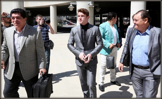 "Saul ""Canelo"" Alvarez, celebrity of the highest magnitude, moves to San Diego, but where?"