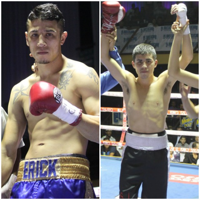 "Erick ""Facebook"" Martinez (9-0-1, 5 KOs) and Jose Galvez (7-0-1, 6 KOs), two very popular, unbeaten, super crowd pleasing, super featherweights."