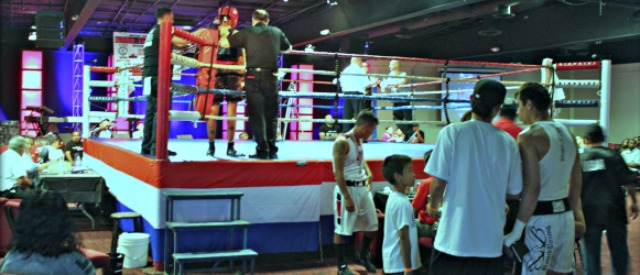On Saturday, March 29, 2014, the boxing clubs enrolled in the USA Amateur Boxing program returned to the Victory Outreach Church for their annual boxing show. All photos: Jim Wyatt