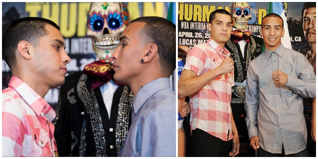 In their opener, they have the WBC lightweight titleholder Omar Figueroa Jr. going up against Jerry Belmontes