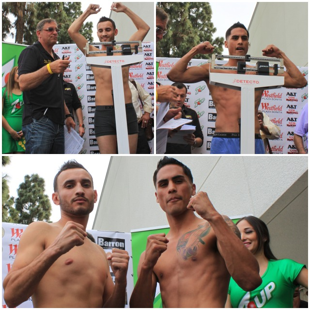 "Like the Main Event, the Jorge ""Tito"" Ruiz versus Oscar Venegas match should be a dandy."