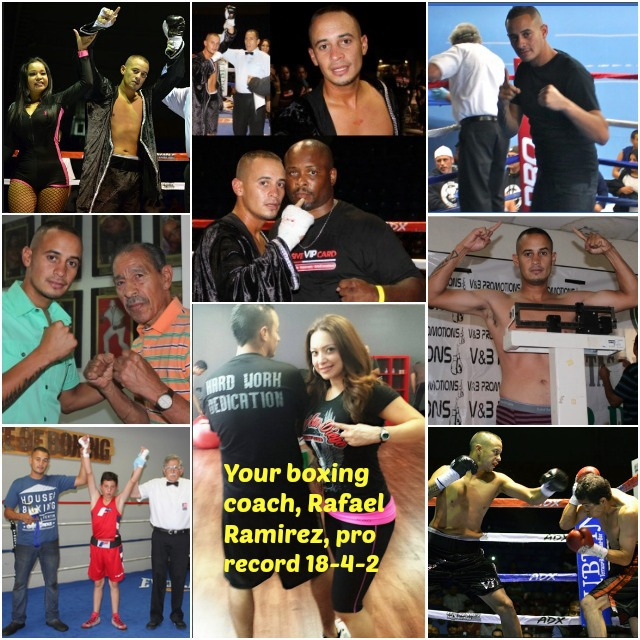 Rafael Ramirez's Collage
