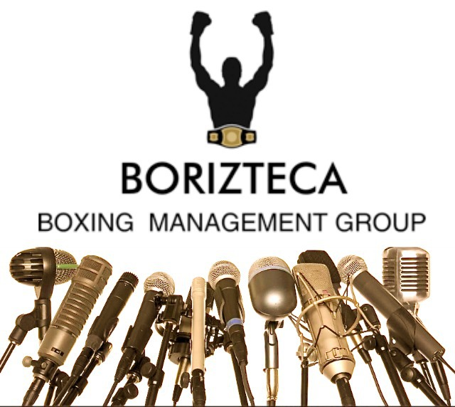 The Borizteca Boxing Management Group of San Diego to hold their Press Conference Friday noon at the San Nicolas Hotel & Casino in Ensenada.