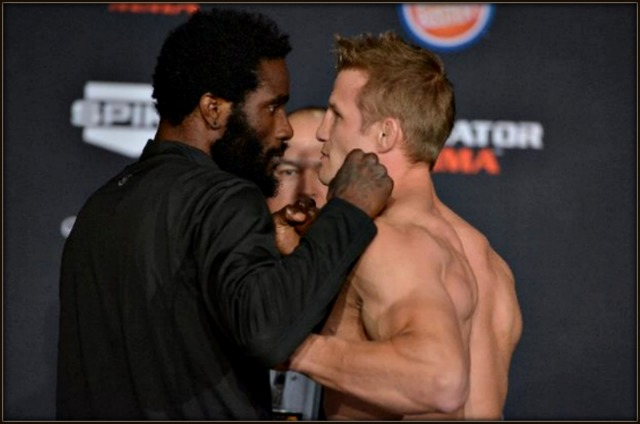 The combatants in Friday's Main Event of Bellator MMA #127, Daniel Straus and Justin Wilcox are promising to put on a great show.