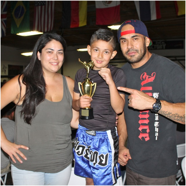 After his big win over Victor Aguilar, Gabriel Hernandez