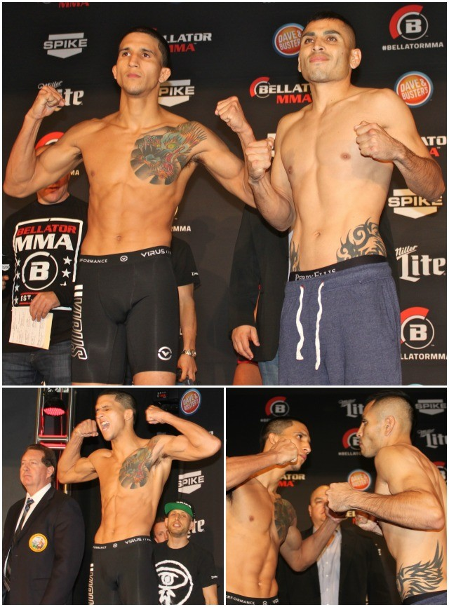 "Fight #2: Bantamweights: Fabian Gonzalez (2-0) vs Albert ""The Warrior"" Morales (0-0)"