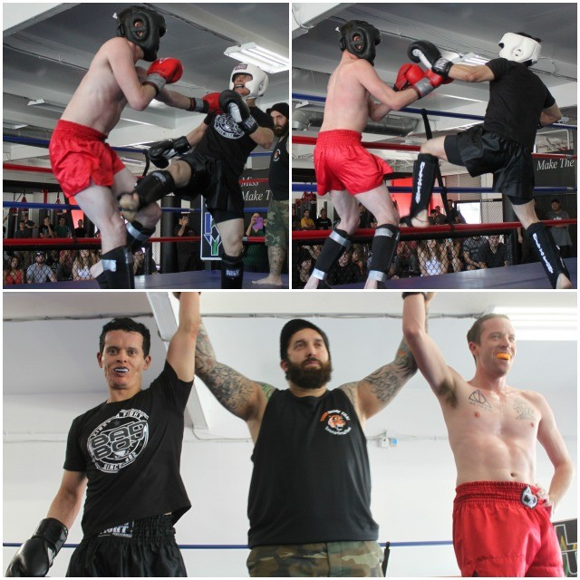 Bout #5, the mighty mite Rey Soriano returned to face Jared Puente