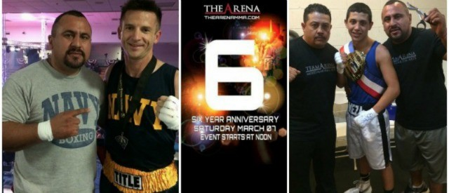 Ever since Joe Vargas took over as the head boxing coach at the Arena in Point Loma,