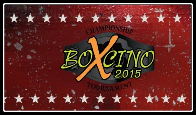 On Friday evening it's back to work for the final eight boxers in this year's Boxcino 2015 Tournament on ESPN's Friday Night Fights.