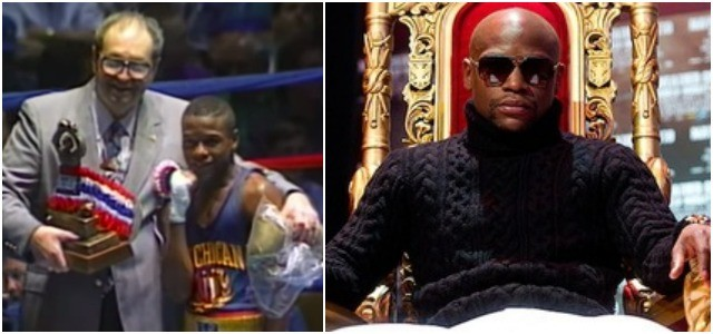 From youngster to King of all he surveys, the Floyd Mayweather Jr. road also had many twists and turns.