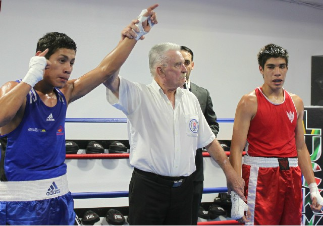 in the end, there is only winer and that was Ulises Bastida of The Arena.