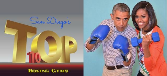 The standards will be high as we select San Diego's Top 10 Boxing Gyms.