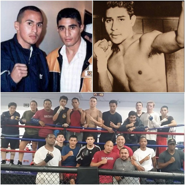 "The Arena's head boxing coach, Joe Vargas: ""Boxing has been evolving in my family since the early 50's. I don't think it's going to stop anytime soon."" My great uncle Gaspar Ortega was one of the greatest welterweights of his era."