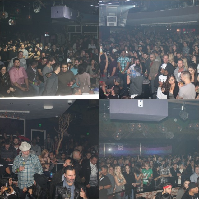 On Monday evening December 7, 2015, the Fluxx Night Club in San Diego's Gas Lamp District hosted another sell out crowd for live Industry Boxing.