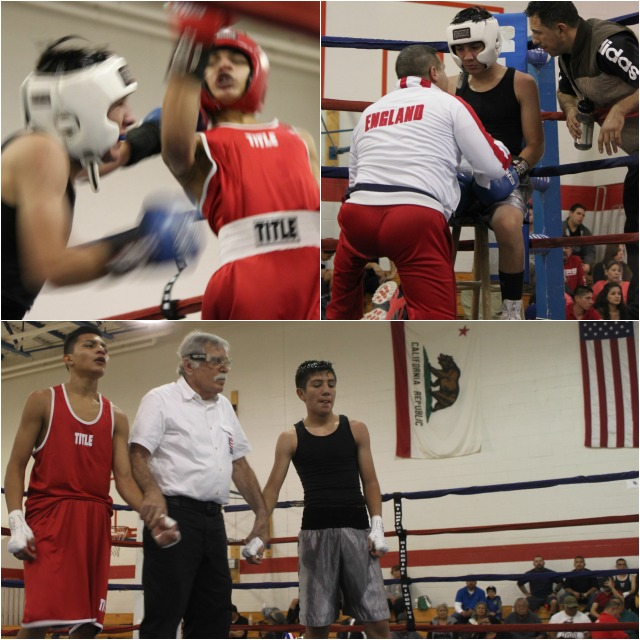 In the bout between Jose Ortega and Ivan Guardados there was this one moment where