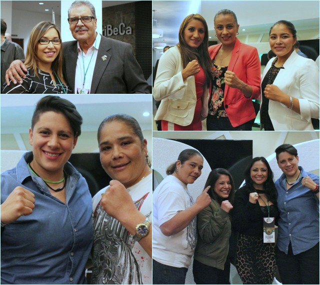 "WBC Champion Martha Salazar (15-4, 2 KOs) from San Francisco, Calif., USA and the confident upstart 28 year-old knockout artist, 5'11"", 211 pound Alejandra ""La Tigre"" Jimenez (5-0, 4 KOs) from Cancun, Quintana Roo, Mexico."