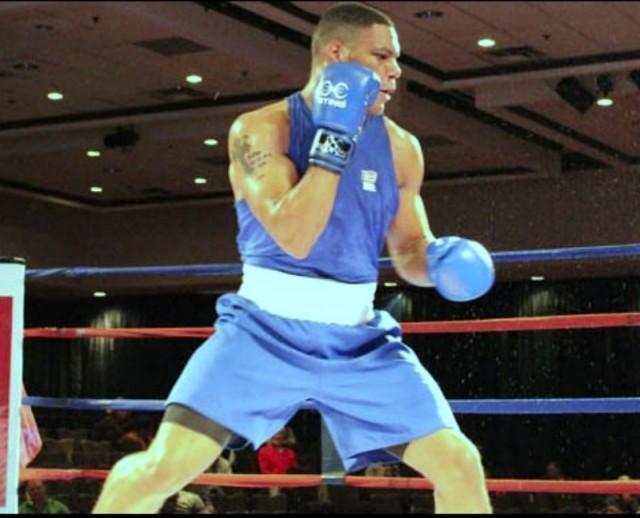 super heavyweight: Marlo Moore, Hayward, Calif.