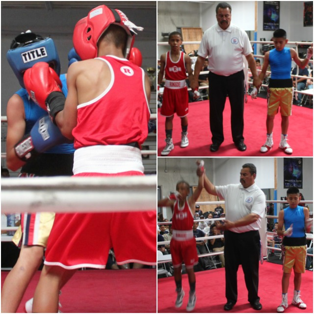National amateur boxing tournament records