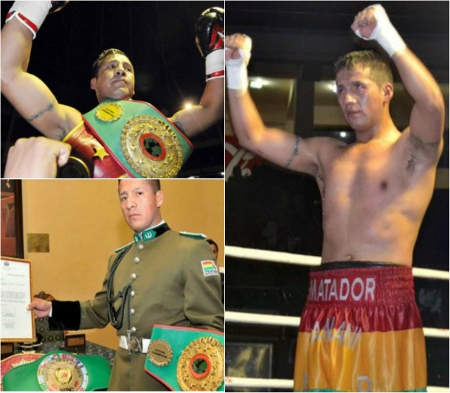 Dejan Zlatacanin (21-0, 10 KOs), of the Southeastern European country of Montenegro, to face fellow unbeaten and WBC No. 2-ranked Emiliano Marsili (32-0-1, 14 KOs) of Italy, for the vacant WBC Lightweight World Title. Then, on Tuesday, May 31, the promoter got word Marsili was ill and had to drop out. The matchmaker didn't go into panic mode straight away, though maybe he should have. His Franklin Mamani of Bolivia, a late replacement, is headed to New York to face the champion Dejan Zlatacanin. alternative was to call the manager of 29-year-old Franklin Mamani