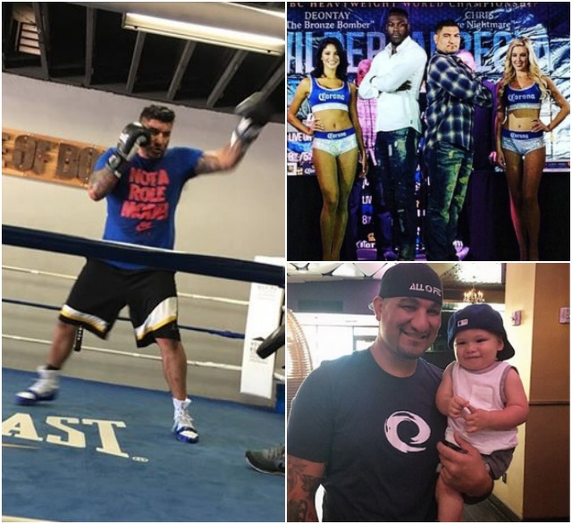 For a month now, Chris Arreola has been working hard to prepare for his third and possibly final shot at winning the Heavy weight Champion of the House of Boxing in Paradise Hills, Chris Arreola
