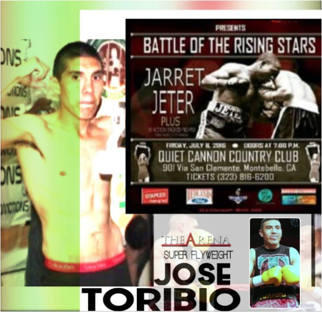 Jose Toribio Collage