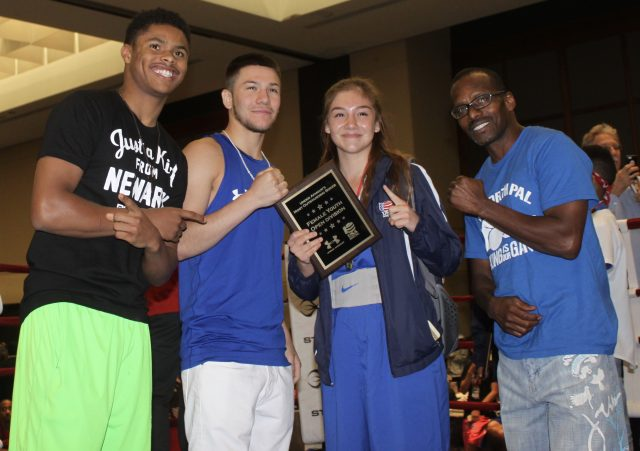 Congratulations to Commerce resident Pauline Viesca, the 2016 USA Boxing Youth Open National Champion.
