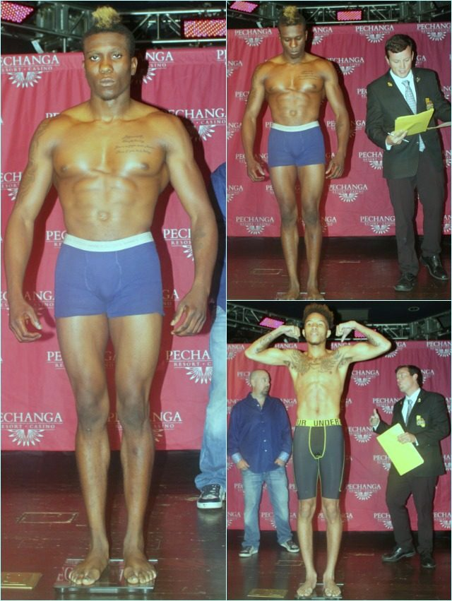 in the night's opening televised bout, red-hot prospect Malik Hawkins (8-0, 7 KOs) of Baltimore, Maryland, will look to keep his march to the top of the welterweight division alive against Portland, Oregon's Sean Gee (3-4).