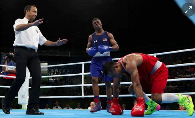 Gary Russell had thought he had done enough to earn the victory but it ended up that the split decision victory went to