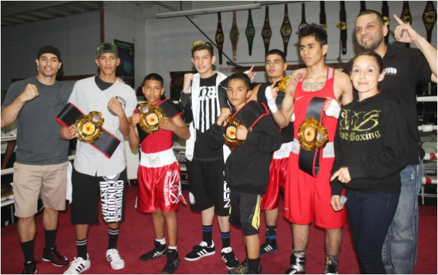 The Ring Fitness Boxing Mma Academy