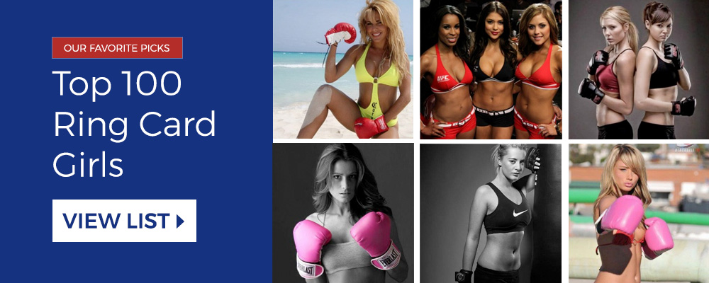Top 100 Ring Card Girls